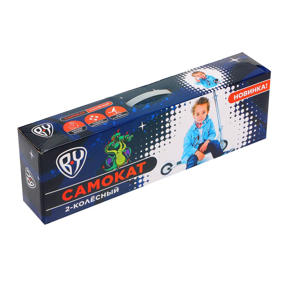 Самокат SILAPRO до 60 кг, 3 цвета - 6