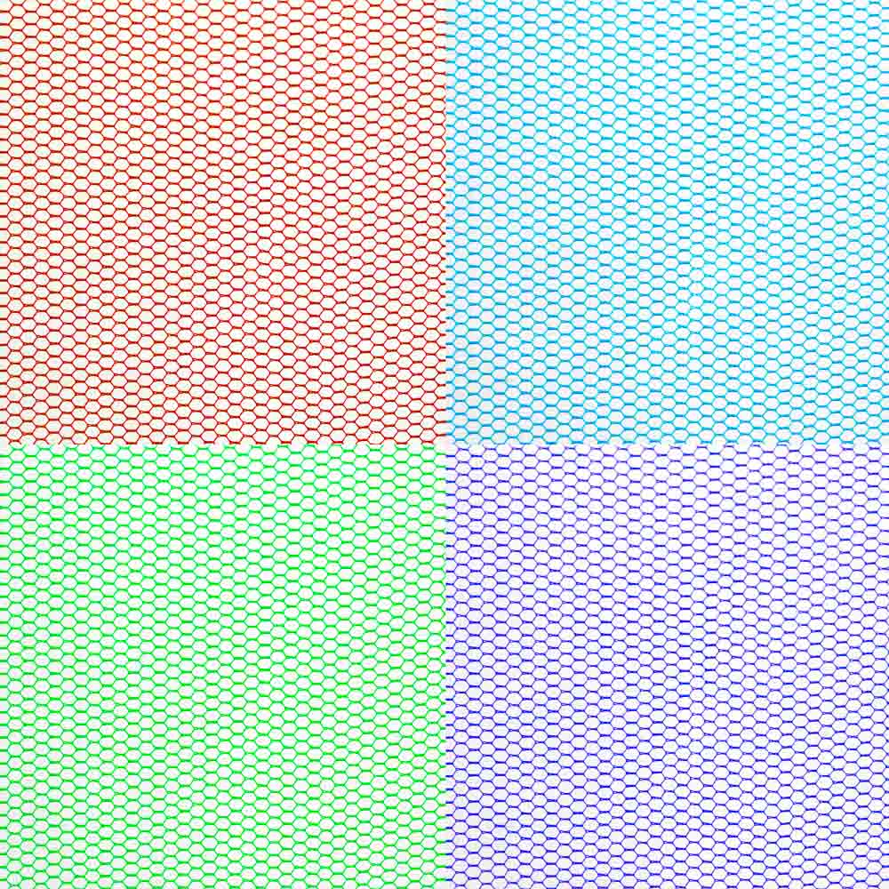 Москитная сетка для дверей, 1,0 х 2,1 м, на магнитах, 37х17х2 - 2