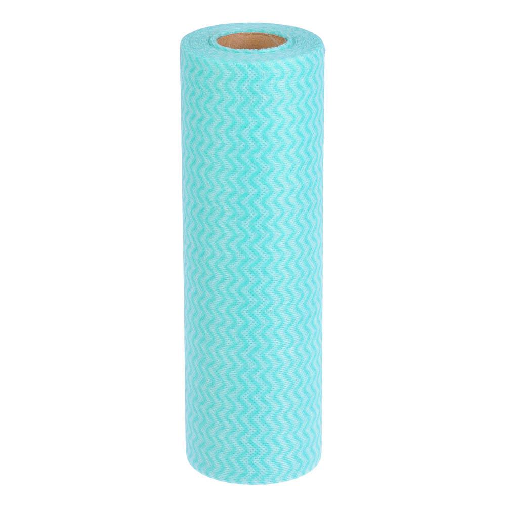 Набор салфеток в рулоне из вискозы 50 шт, 25x30 см, VETTA - 2