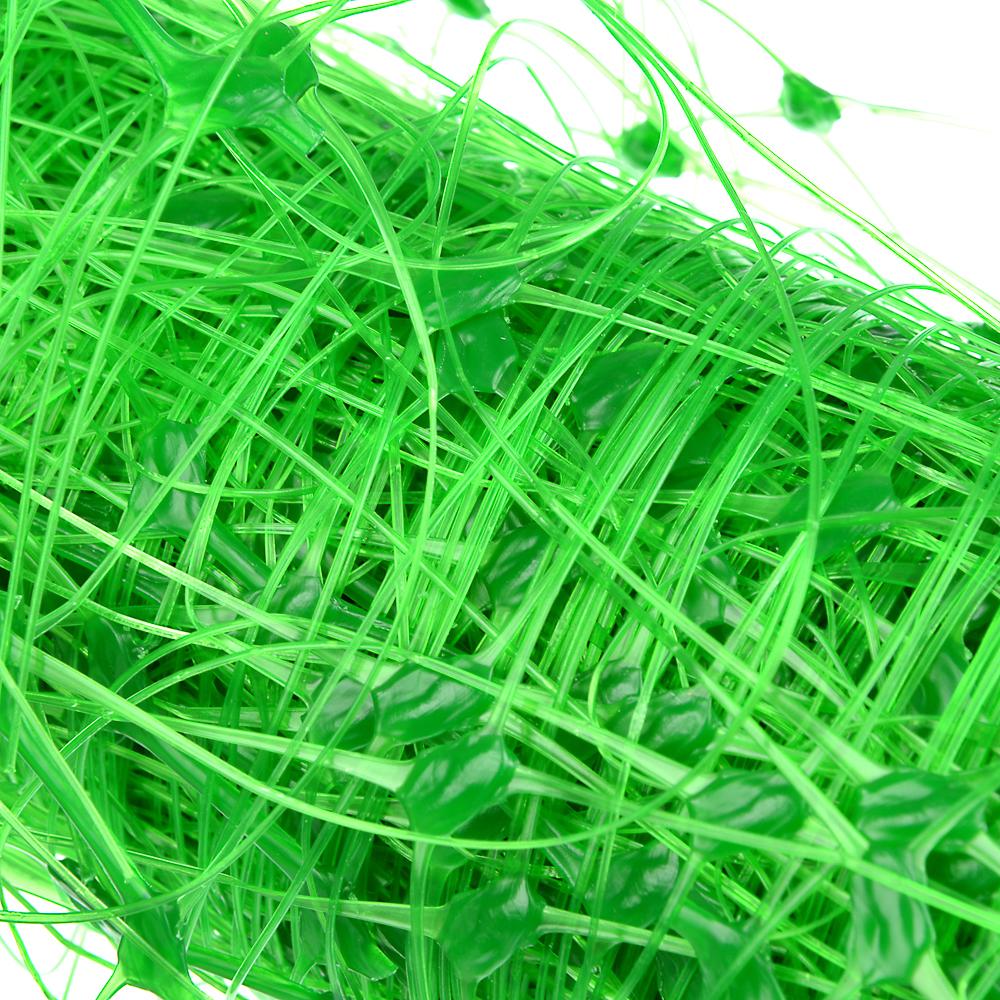 Сетка садовая для вьющихся растений, пластик, 2х10 м, зел., размер ячейки 15х15 см, 30х12х12, INBLOO - 2