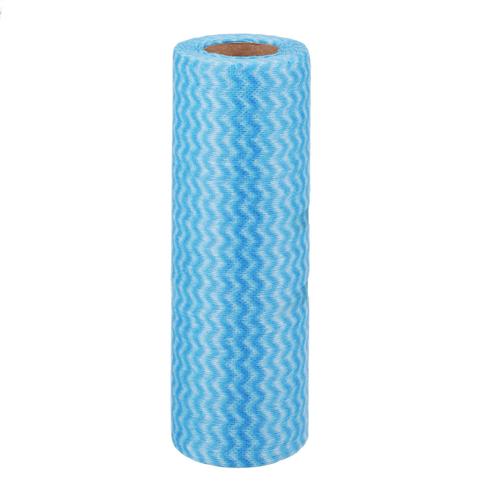 Набор салфеток, нетканый материал, 25 шт в рулоне, 20x40 см, 3 цвета, VETTA - 2