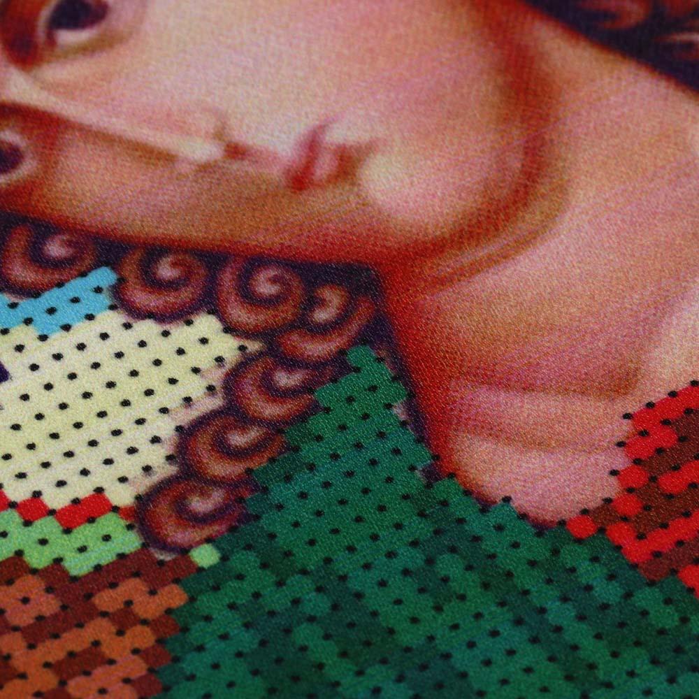 """Набор для вышивания бисером """"Икона"""" (канва 20х29см, бисер, игла), 12 дизайнов - 4"""
