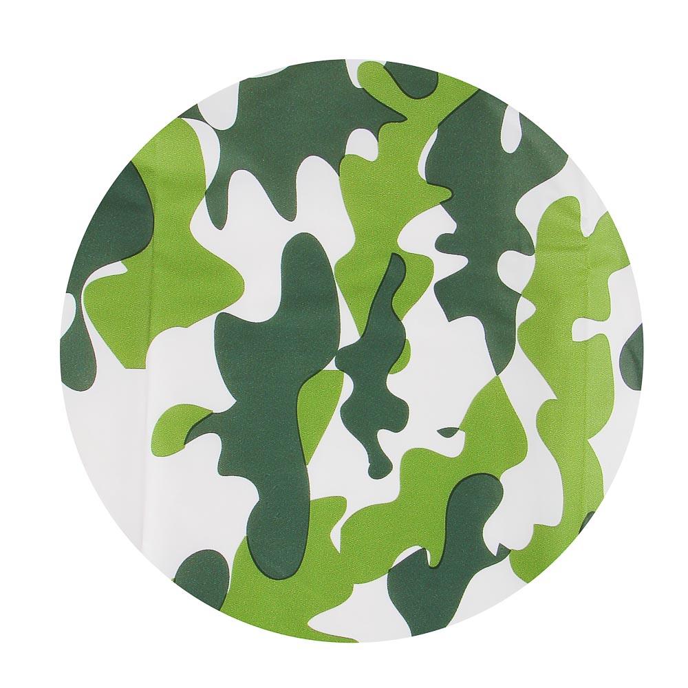 Дождевик-плащ, ЭВА, 80 мкр., 100х70 см, INBLOOM - 4
