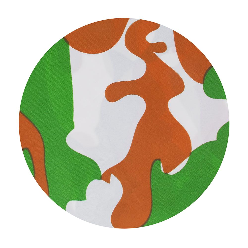 Дождевик-плащ, ЭВА, 80 мкр., 100х70 см, INBLOOM - 5