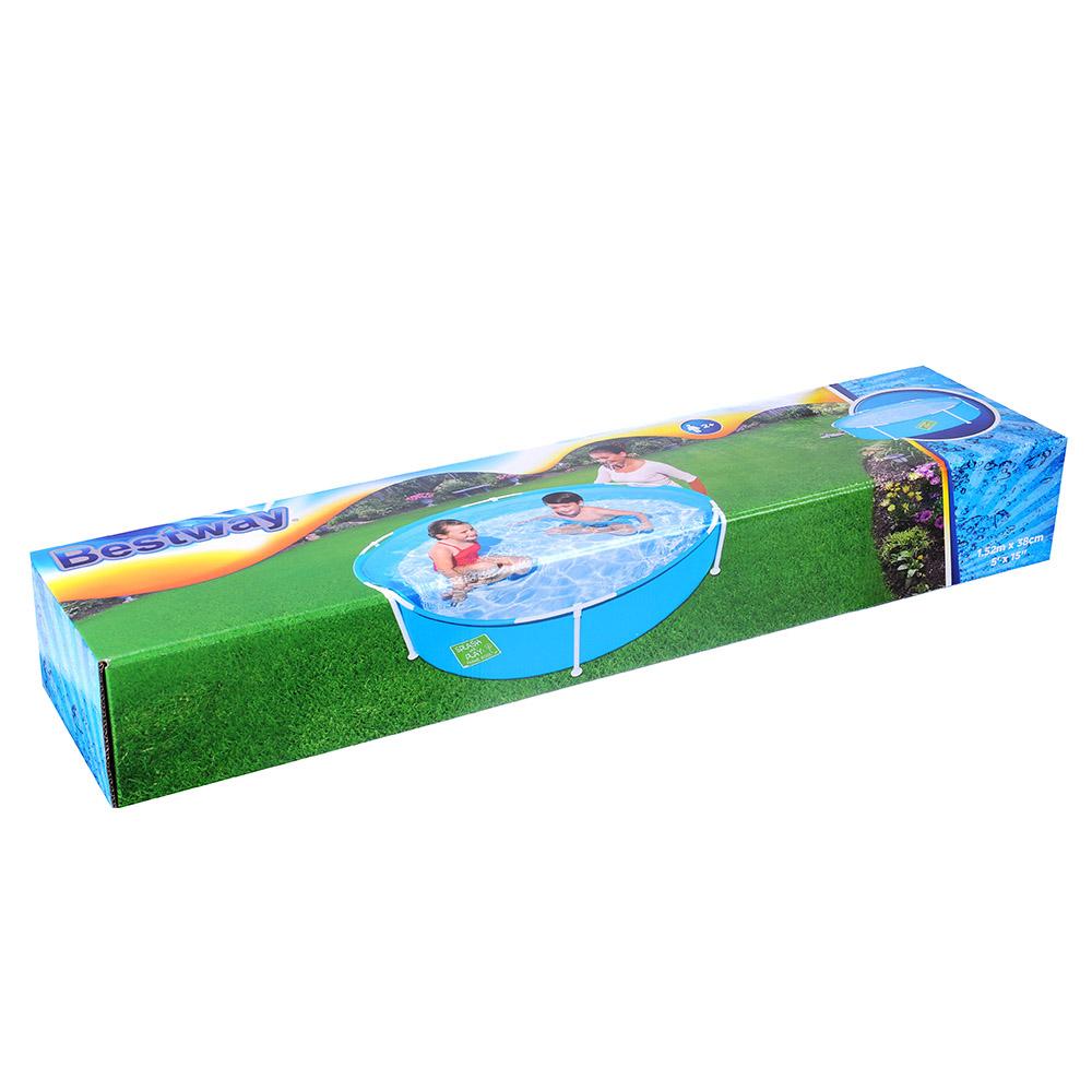 Бассейн каркасный BESTWAY 56283B My First Frame Pool 152х38см - 2