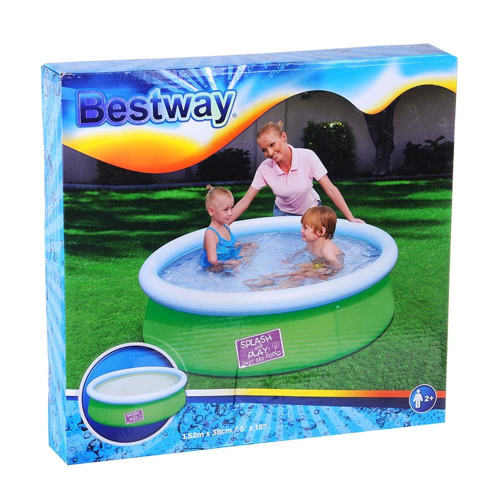 Бассейн детский Bestway Splash and Play 57241 - 2
