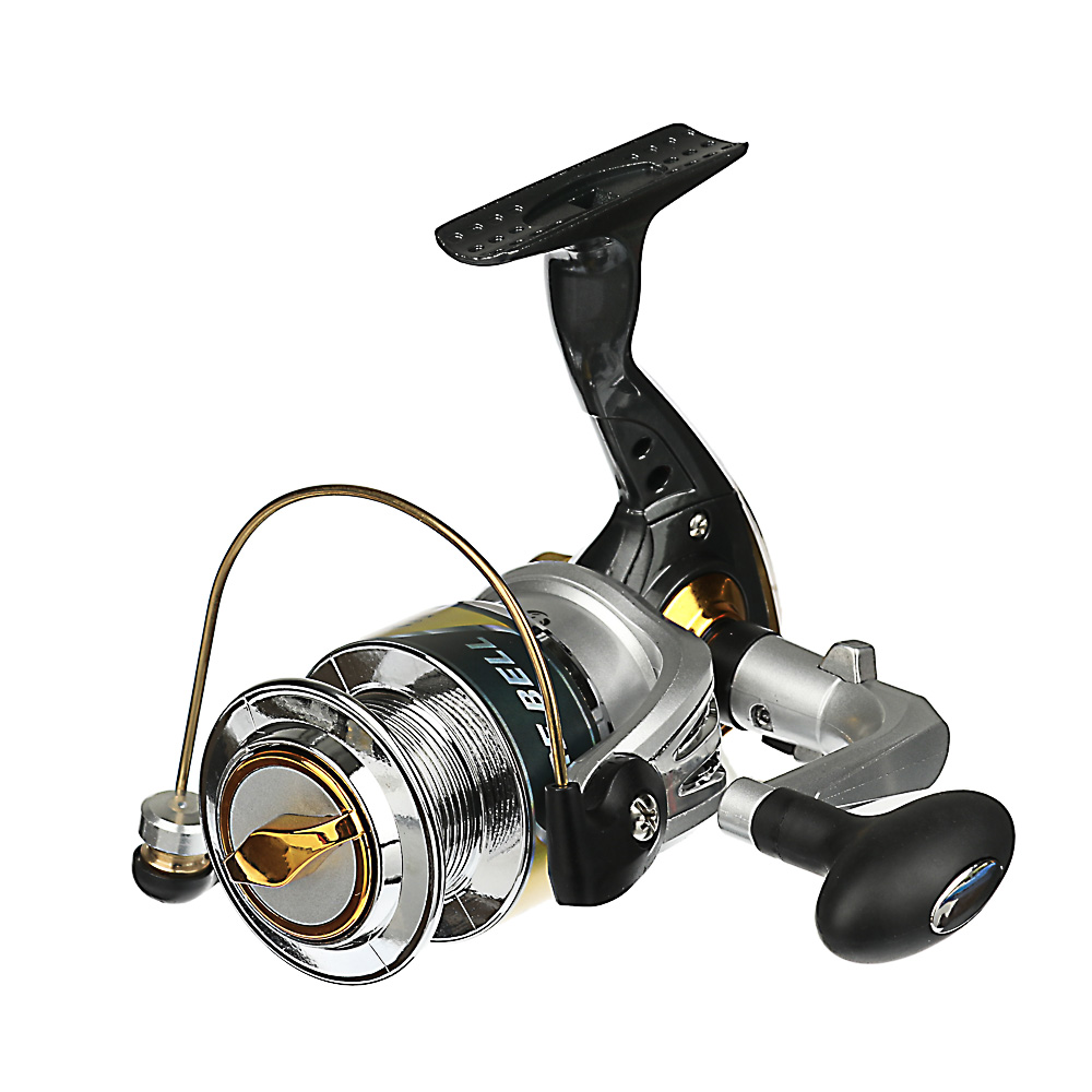 Катушка безынерционная AZOR  FISHING FB 3000, передний фрикцион, 3 цвета - 2