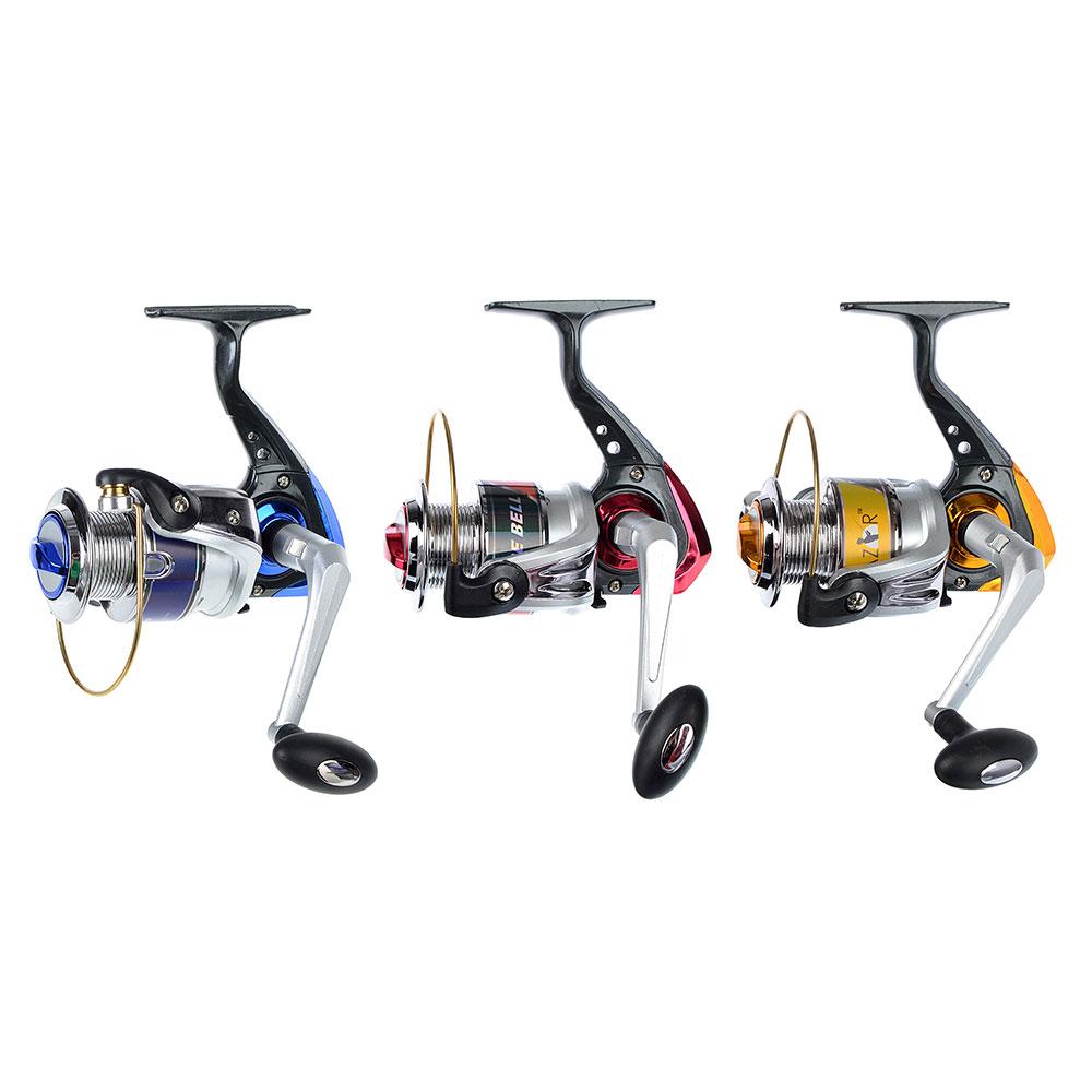 Катушка безынерционная AZOR  FISHING FB 3000, передний фрикцион, 3 цвета - 3
