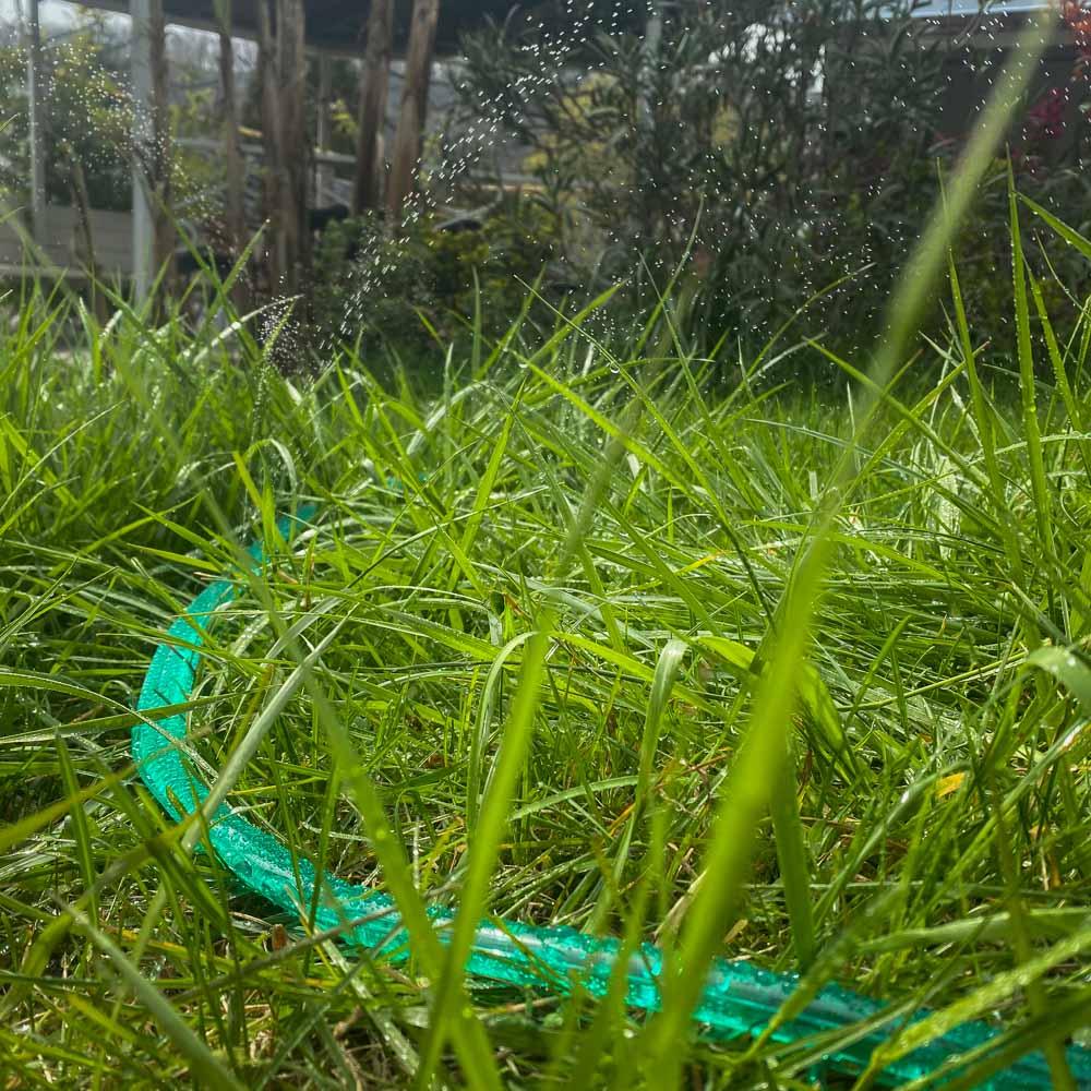 Шланг для капельного полива растений, ПВХ, 10 м x 2,6 см, INBLOOM - 6