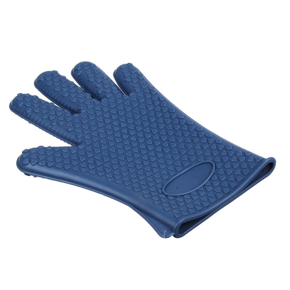 Перчатка VETTA 26х19 см, силикон, 3 цвета - 3