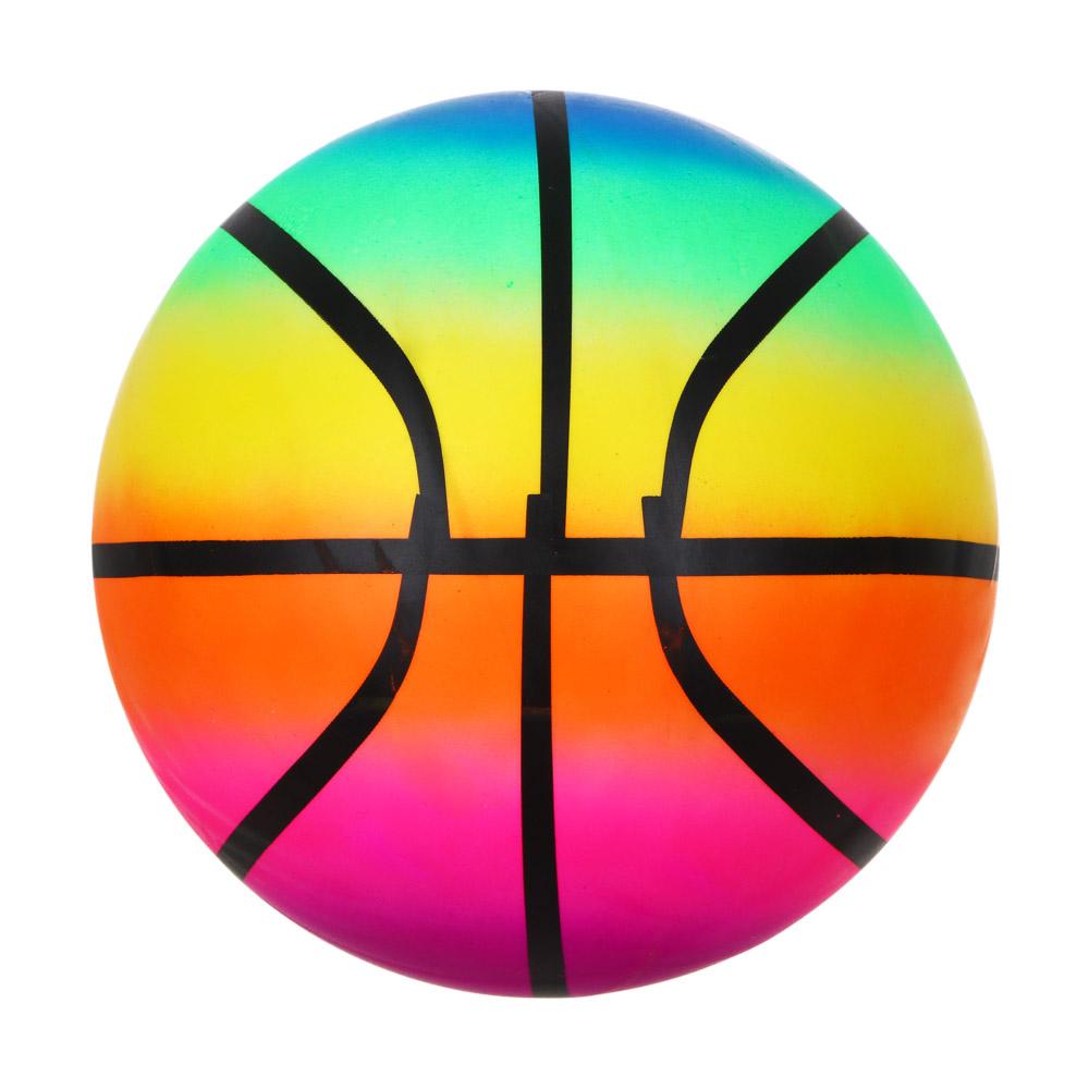 """Мяч """"Яркий день"""", ПВХ, 25см, 4 цвета - 2"""
