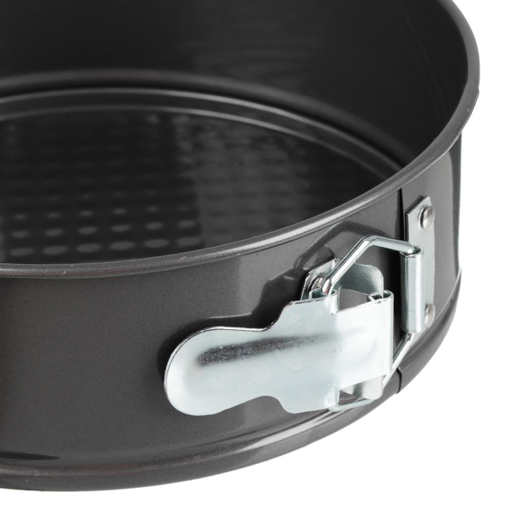 Форма для выпечки разъемная, антипригарное покрытие, 20х6,5 см - 2
