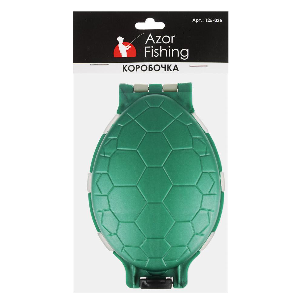 AZOR FISHING Коробочка для рыболовных мелочей 12 отделений, AW4001 - 6