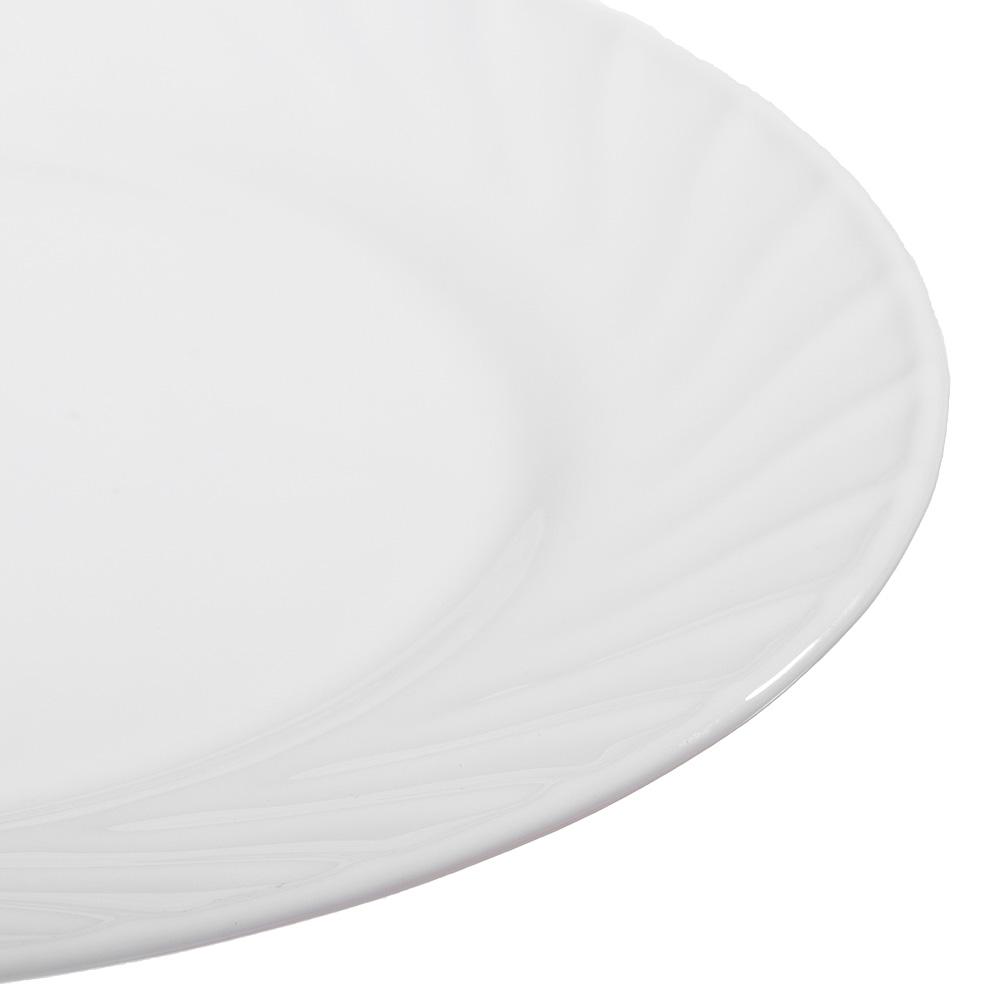 """Набор столовой посуды 19 предметов, MILLIMI """"Бьянко"""" - 2"""
