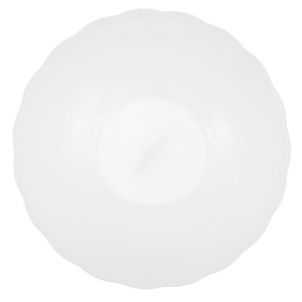 """Салатник d.23 см, опаловое стекло, MILLIMI """"Бьянко"""" - 2"""