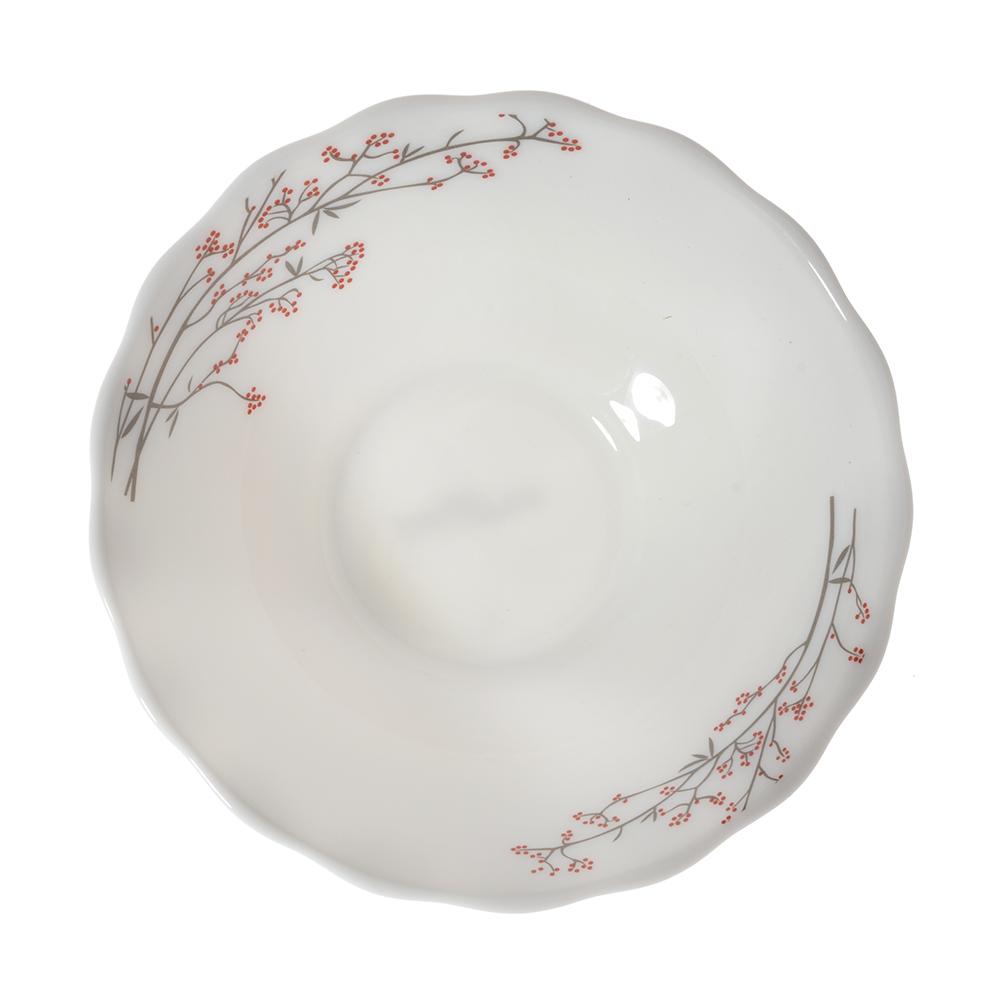 MILLIMI Марисса Салатник, опаловое стекло, 151мм, 412мл, HW60T-12207 - 2