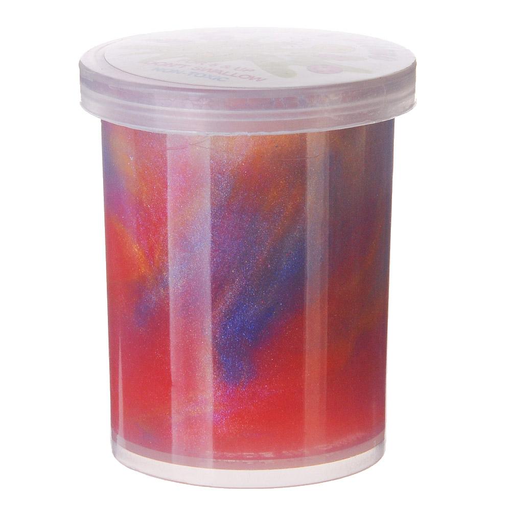 LASTIKS Игрушка-лизун в баночке жидкий, полимер, 4х4х4,5см, 3 цвета - 2