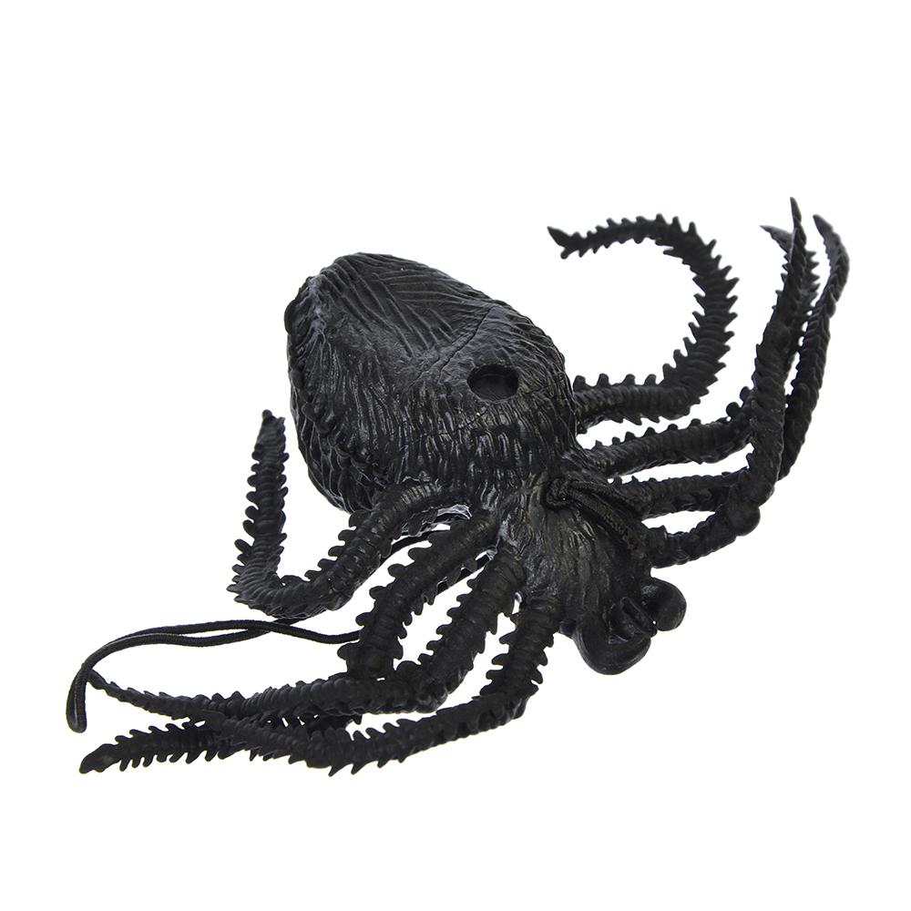 Игрушка-антистресс в виде паука, резина, 5,5х9см, 3 цвета - 2