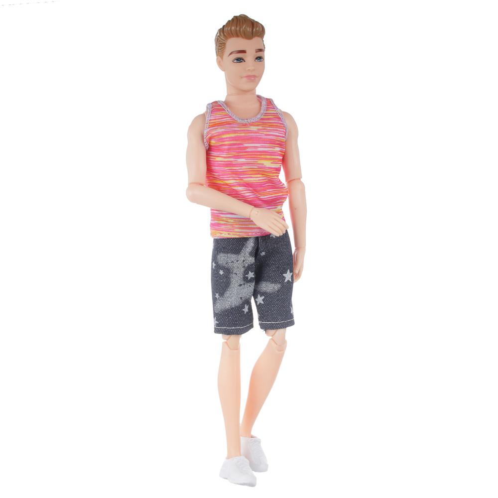 ИГРОЛЕНД Кукла-мальчик, PP,PVC, полиэстер, 29см, 4 дизайна, 99119 - 2