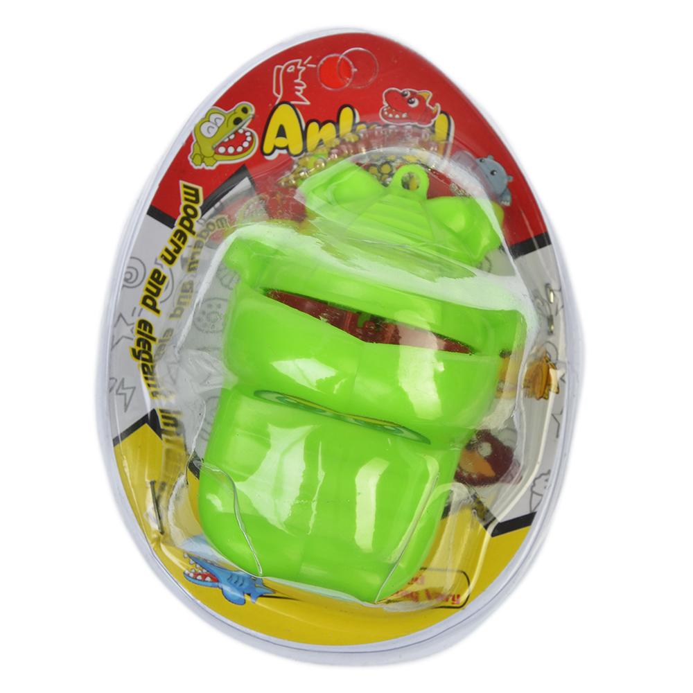 "Игрушка ""Зубастик. Береги пальцы. Мини"" пластик, 7,5х5,5х4,5см, 3 дизайна, 883 - 3"