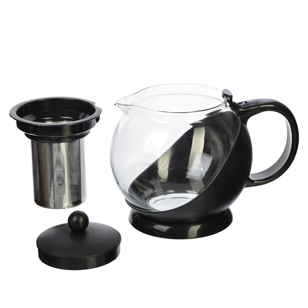 Чайник заварочный 1,25 л VETTA Дени, пластик - 2