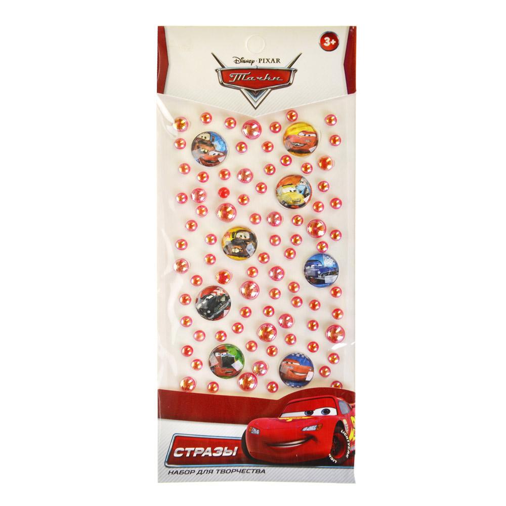 Набор для декорирования стразами, Disney, бумага, пластик, 23,5x10см, 8 дизайнов - 2