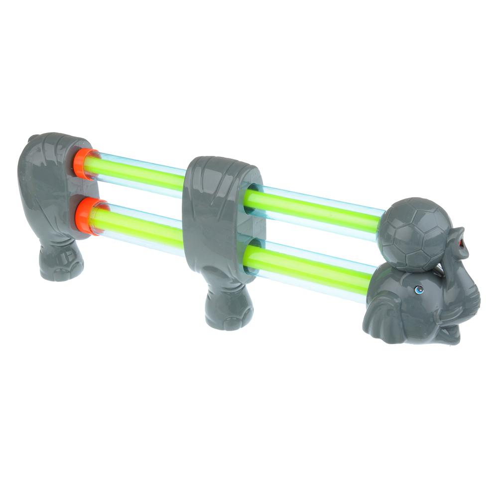 Ружье водное помповое, пластик, 41х14х5см, 2 цвета - 2