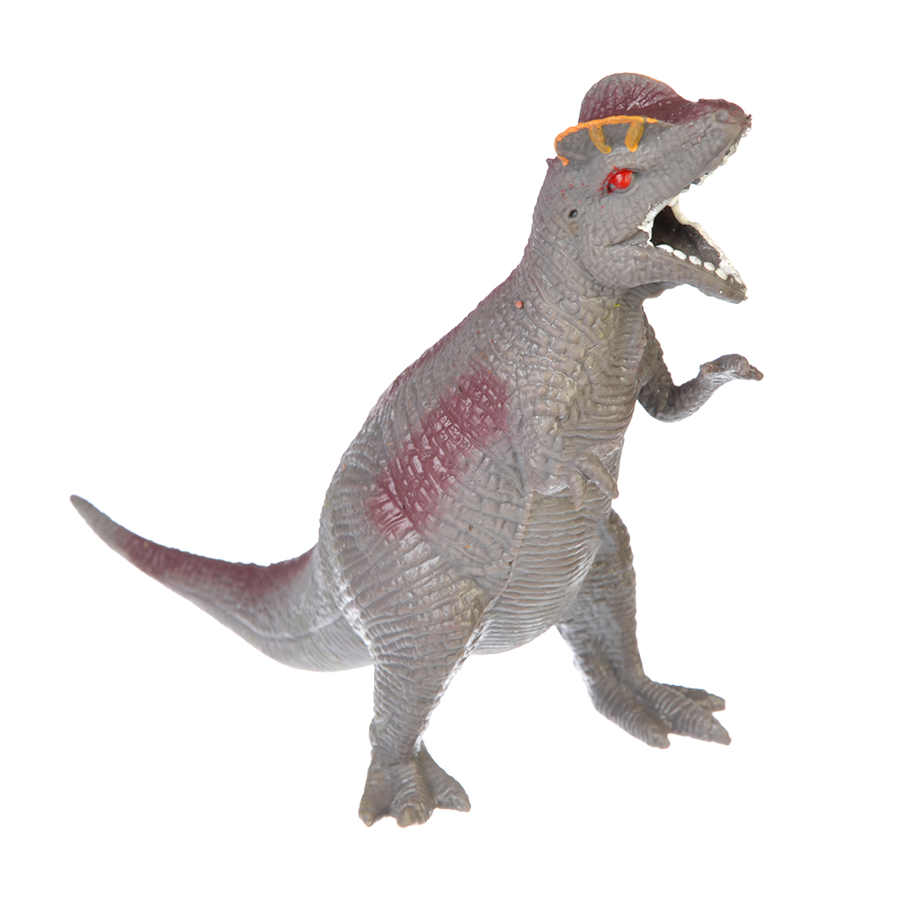 Фигурка в виде Динозавра, резина, 13-19х7-13х3,5-4см, 4 дизайна - 2
