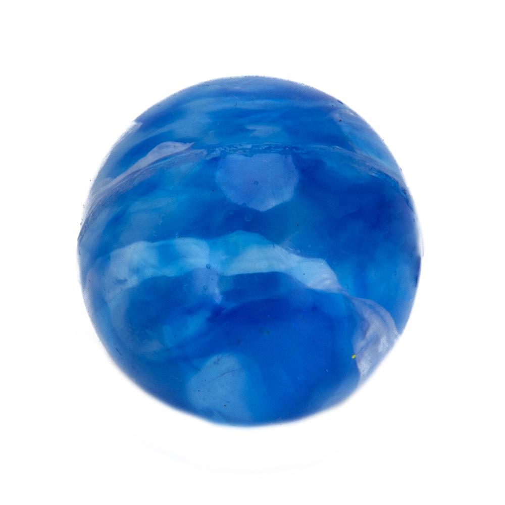 Мячик каучуковый Попрыгун Дым, d35мм - 2