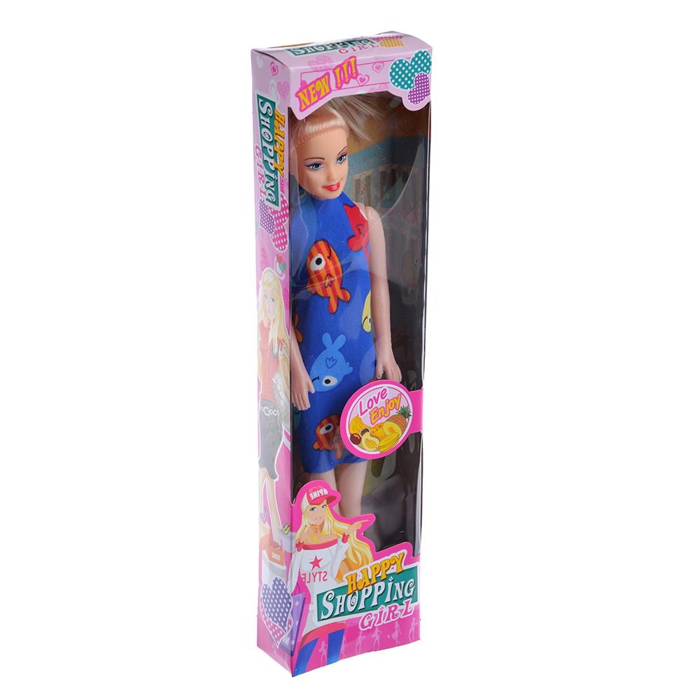 Кукла, пластик, 29см, 4 дизайна, YT12025 - 3