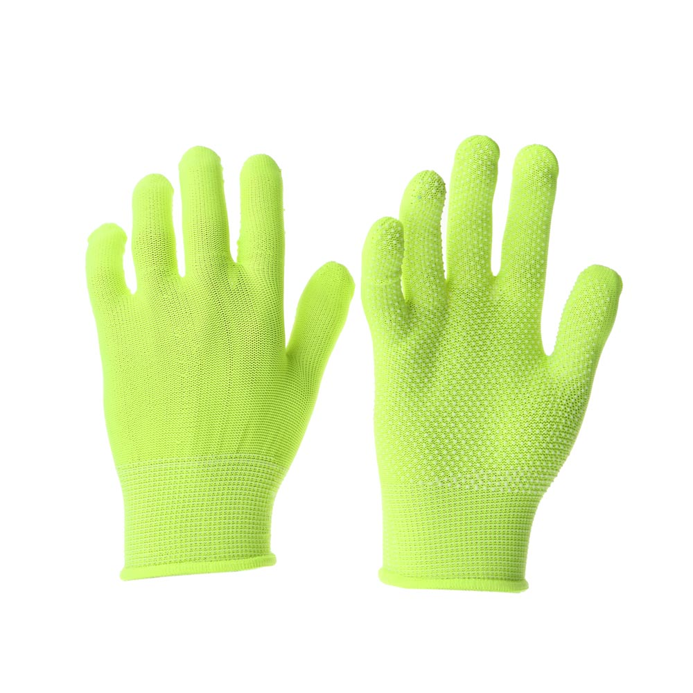 INBLOOM Перчатки нейлоновые с ПВХ покрытием, 8 размер, 20см, 18гр. - 2