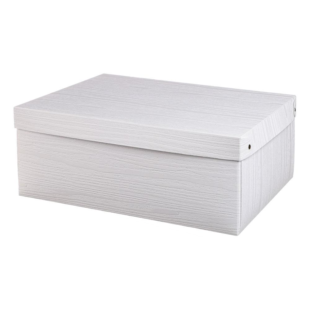 Короб для хранения складной с ручкой VETTA, 37,5х28х15 см, 3 дизайна, пластик - 7