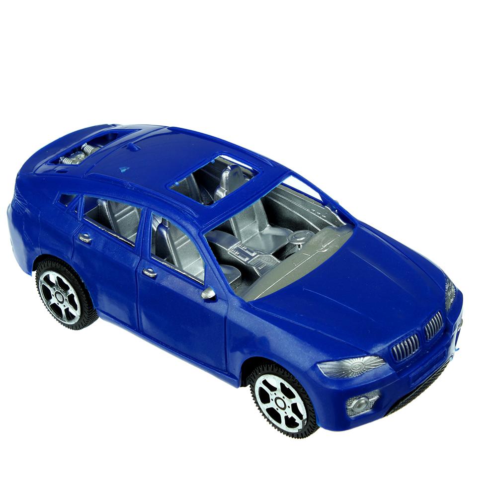 Машина Классическая, инерционная, пластик, 17х5х7см, 3 цвета - 2