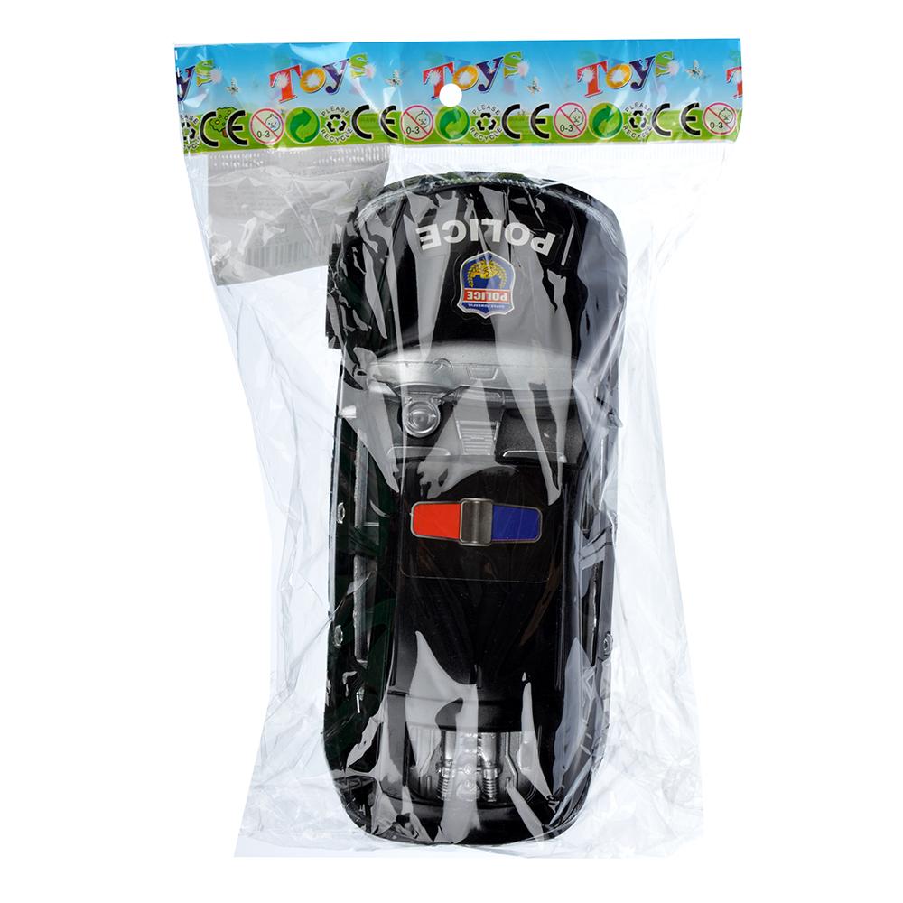 Машина Полискар, инерционная, пластик, 17х5х7см, 2 цвета - 4