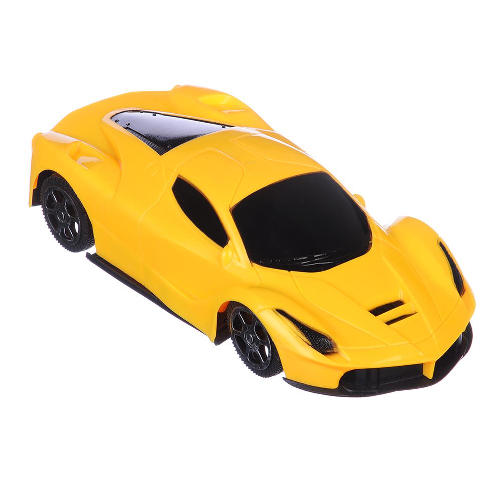 Машина Спортивная, инерционная, пластик, 20х5х8см, 3 цвета - 2