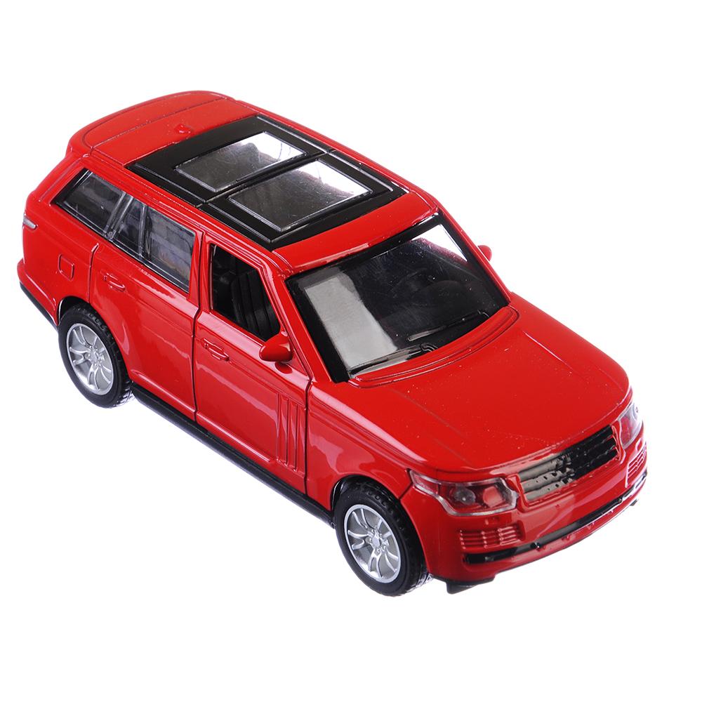 Машинка Классическая 11см, металлическая, 11х4х4,5см, 3 дизайна - 2