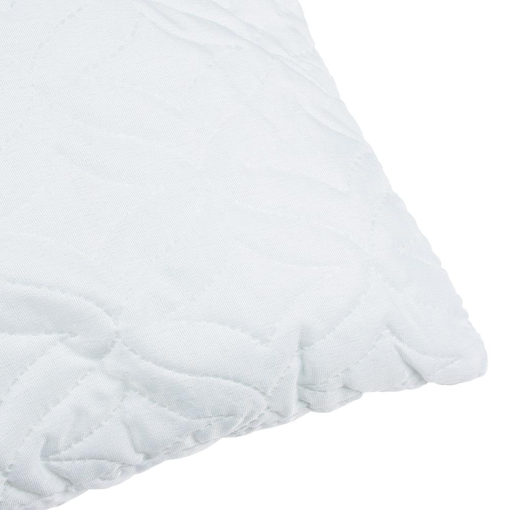"Подушка для сна 50х70 см ""Лебяжий пух"", полиэстер - 2"