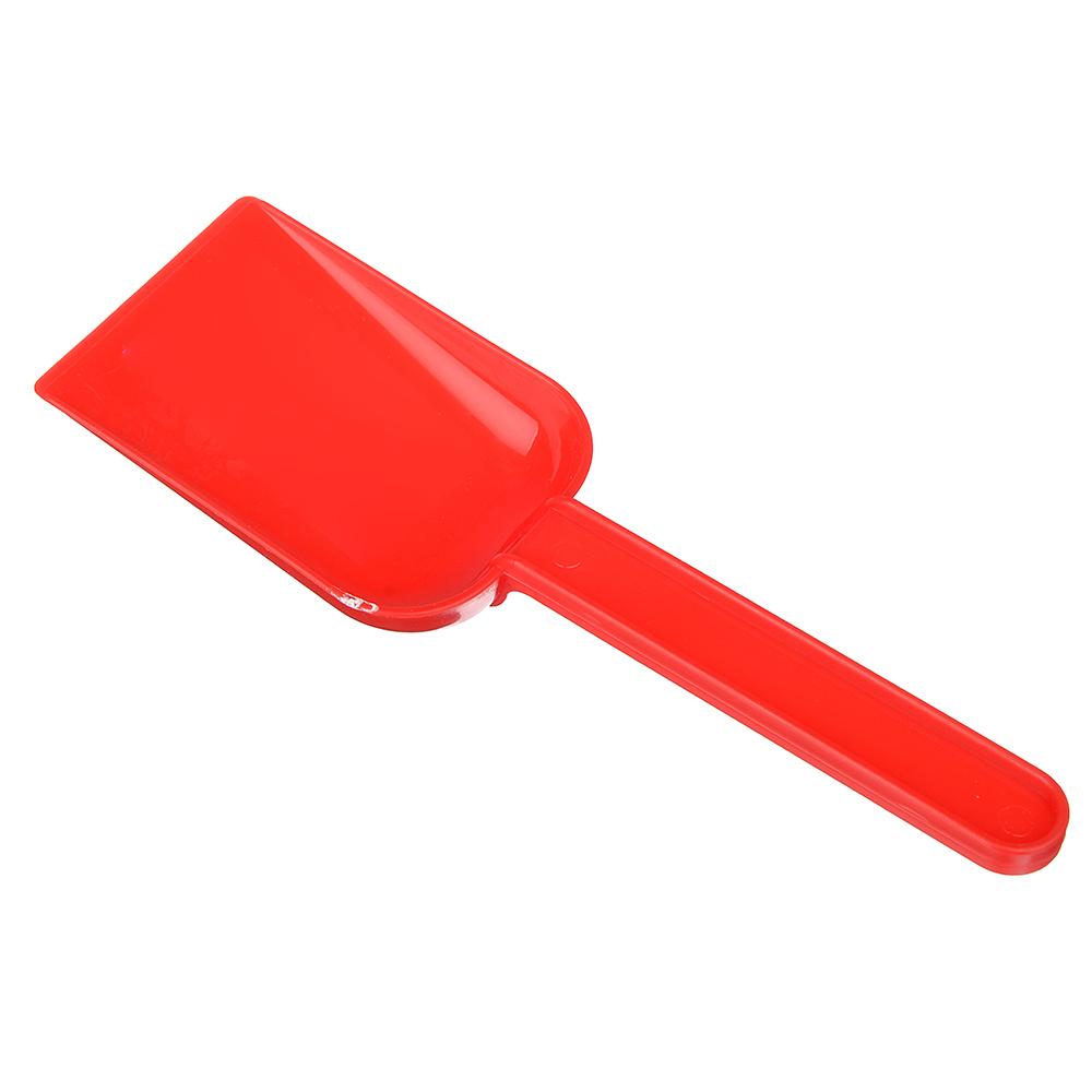 Совочек для песочницы, пластик, 16,5см, 4 цвета - 2
