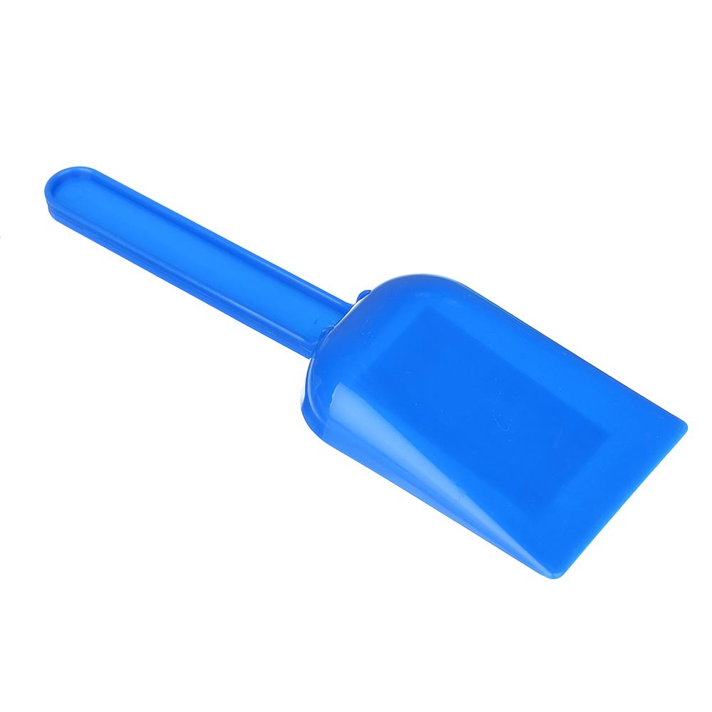 Совочек для песочницы, пластик, 16,5см, 4 цвета - 3
