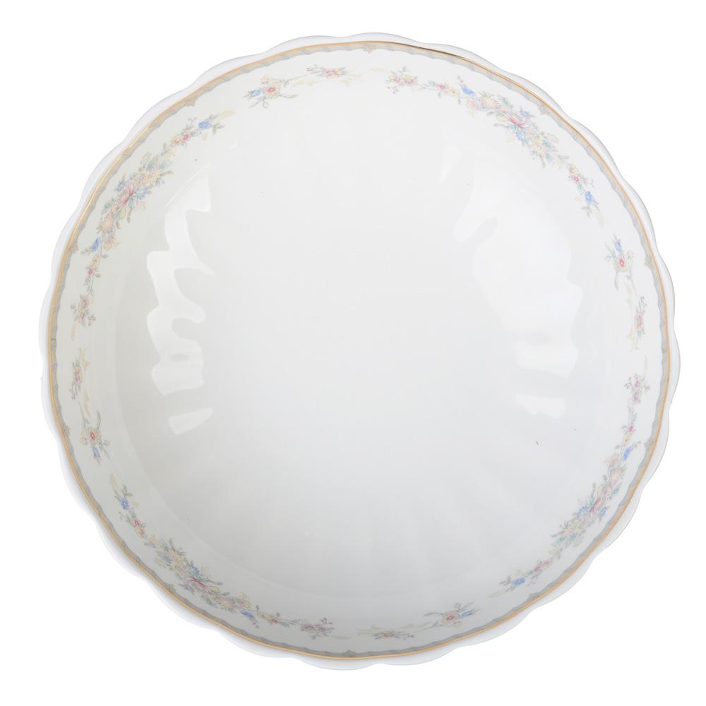 MILLIMI Версаль Салатник, 22х6,5см, костяной фарфор - 2