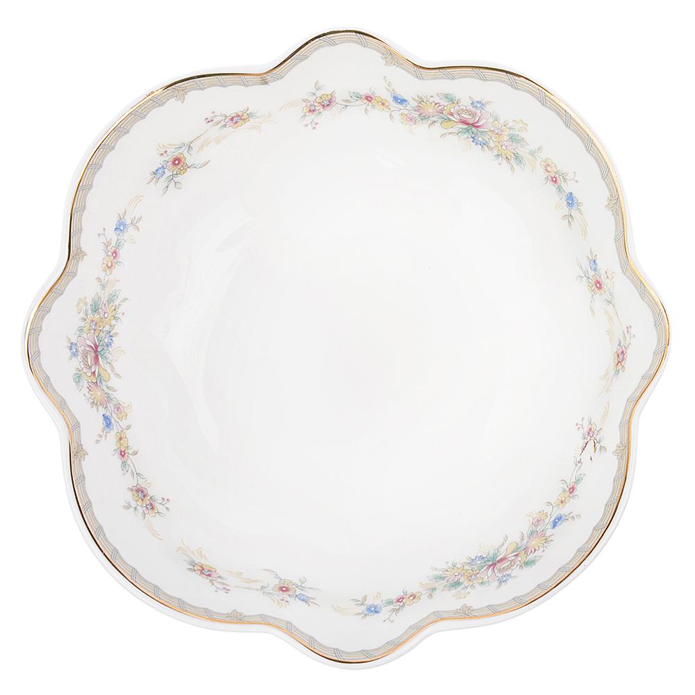 MILLIMI Версаль Ваза для конфет, 19х5,5см, костяной фарфор - 2
