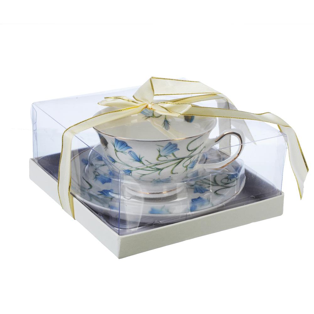 MILLIMI Колокольчики Набор чайный 2 пр., 220мл, костяной фарфор - 2