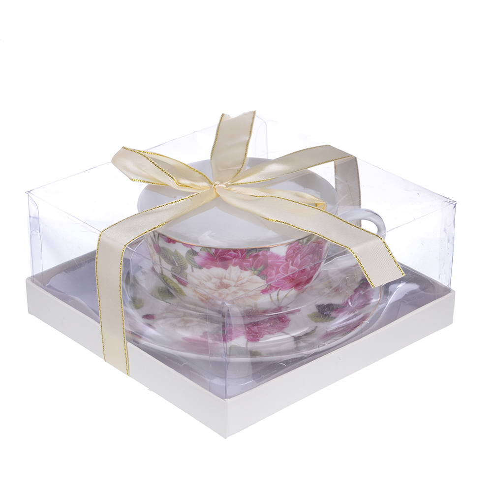 MILLIMI Роскошный сад Набор чайный 2 пр., 330мл, тонкий фарфор - 2