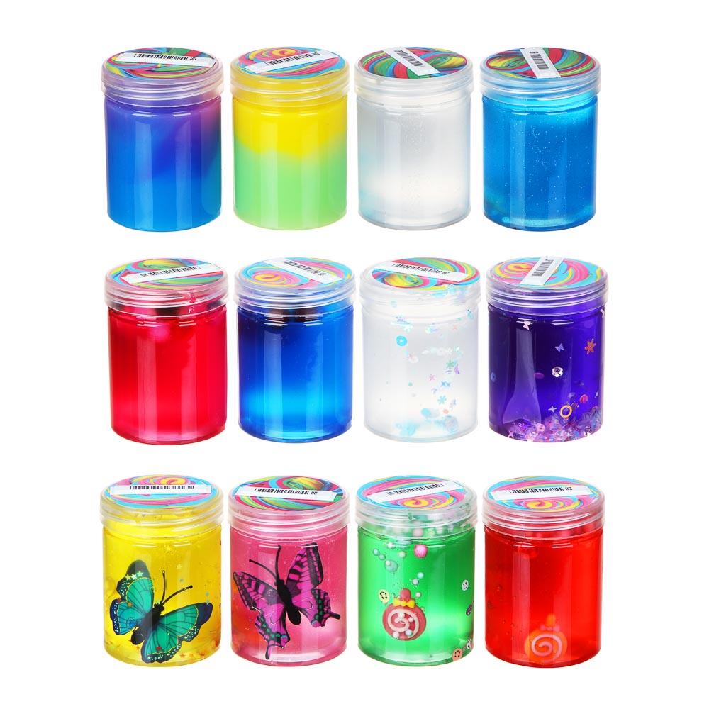 LASTIKS Слайм с фигуркой, полимер, 5,5х7,5см, 4-6 дизайнов - 2
