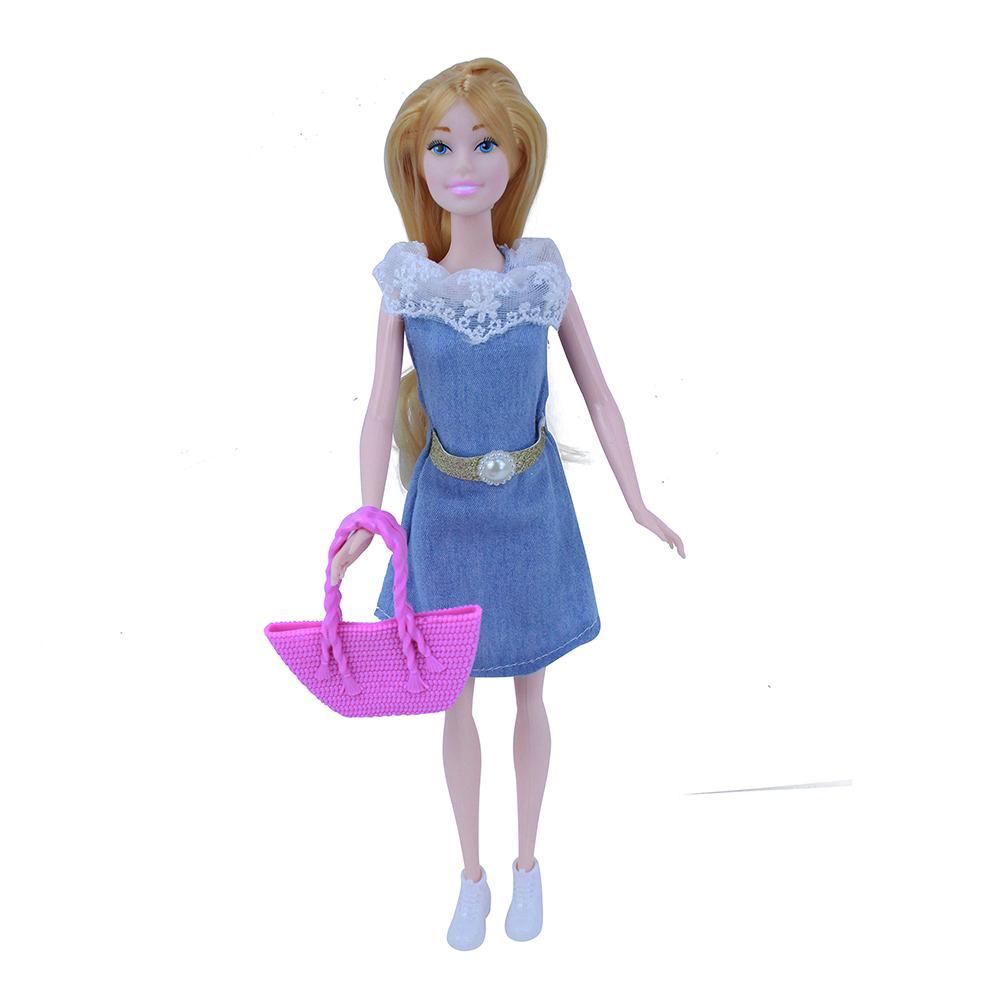 ИГРОЛЕНД Кукла с аксессуарами, 29см, пластик, полиэстер, 2 дизайна - 2
