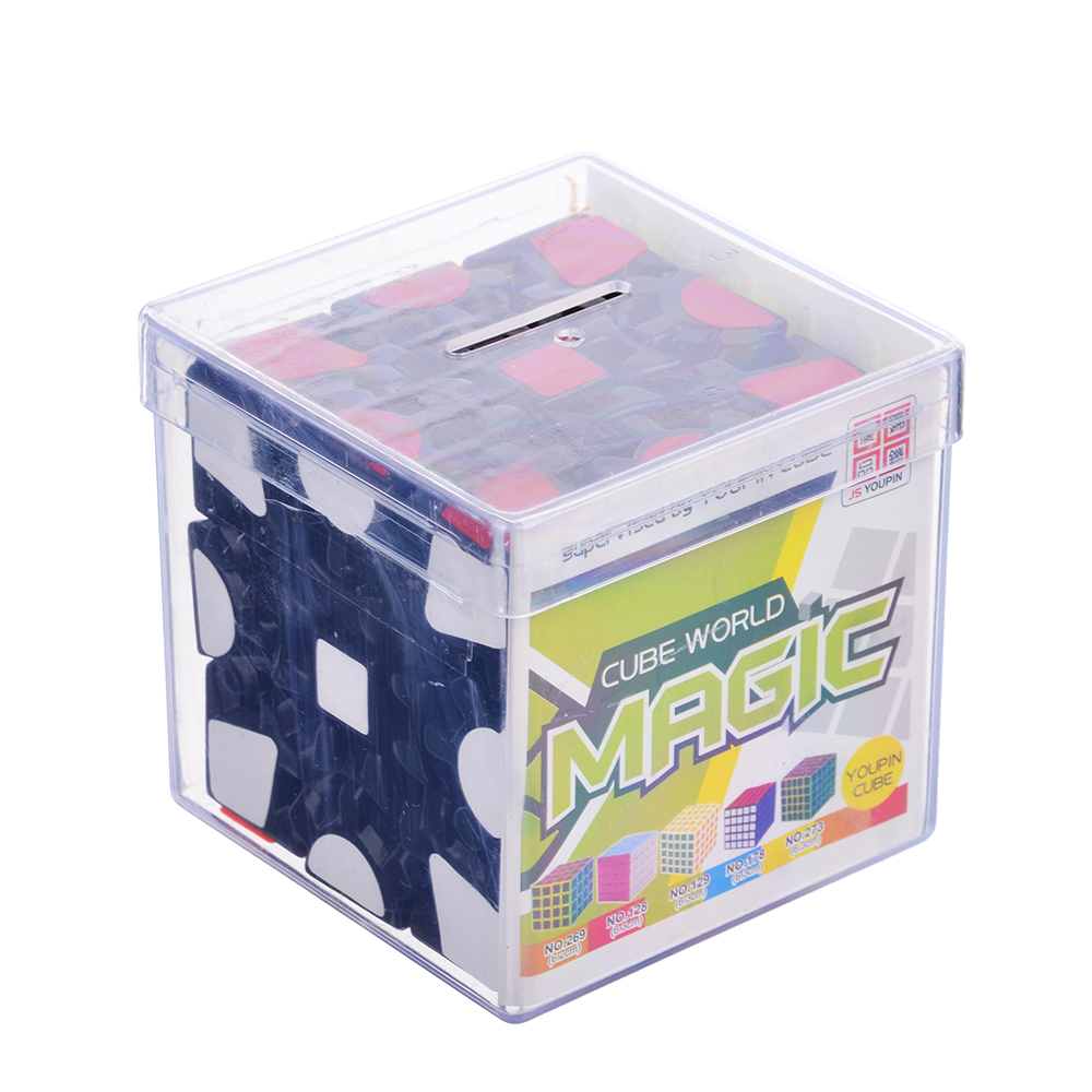 "Кубик-головоломка ""Магия"", пластик, 5,6х5,6х5,6см - 3"