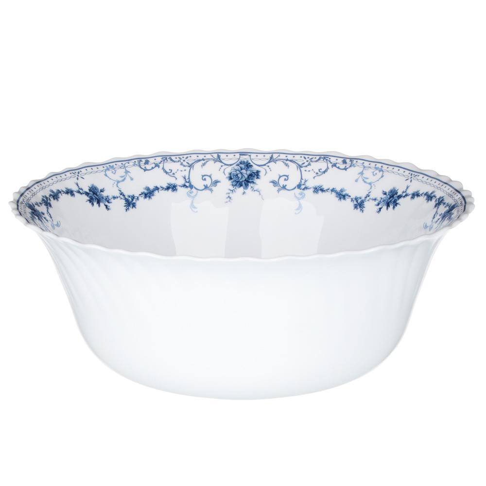 """Набор столовой посуды 19 предметов, опаловое стекло, MILLIMI """"Ариадна"""" - 2"""