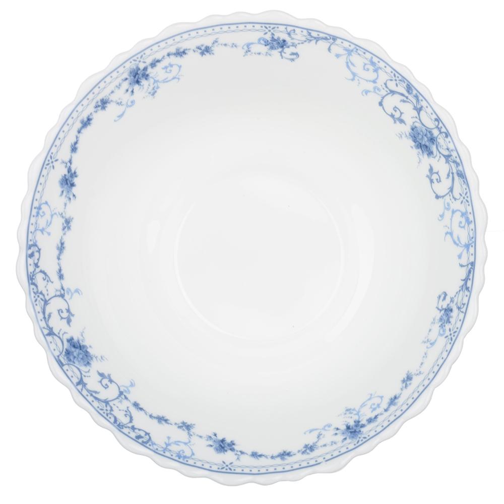 """Салатник d. 15 см, опаловое стекло, MILLIMI """"Ариадна"""" - 2"""