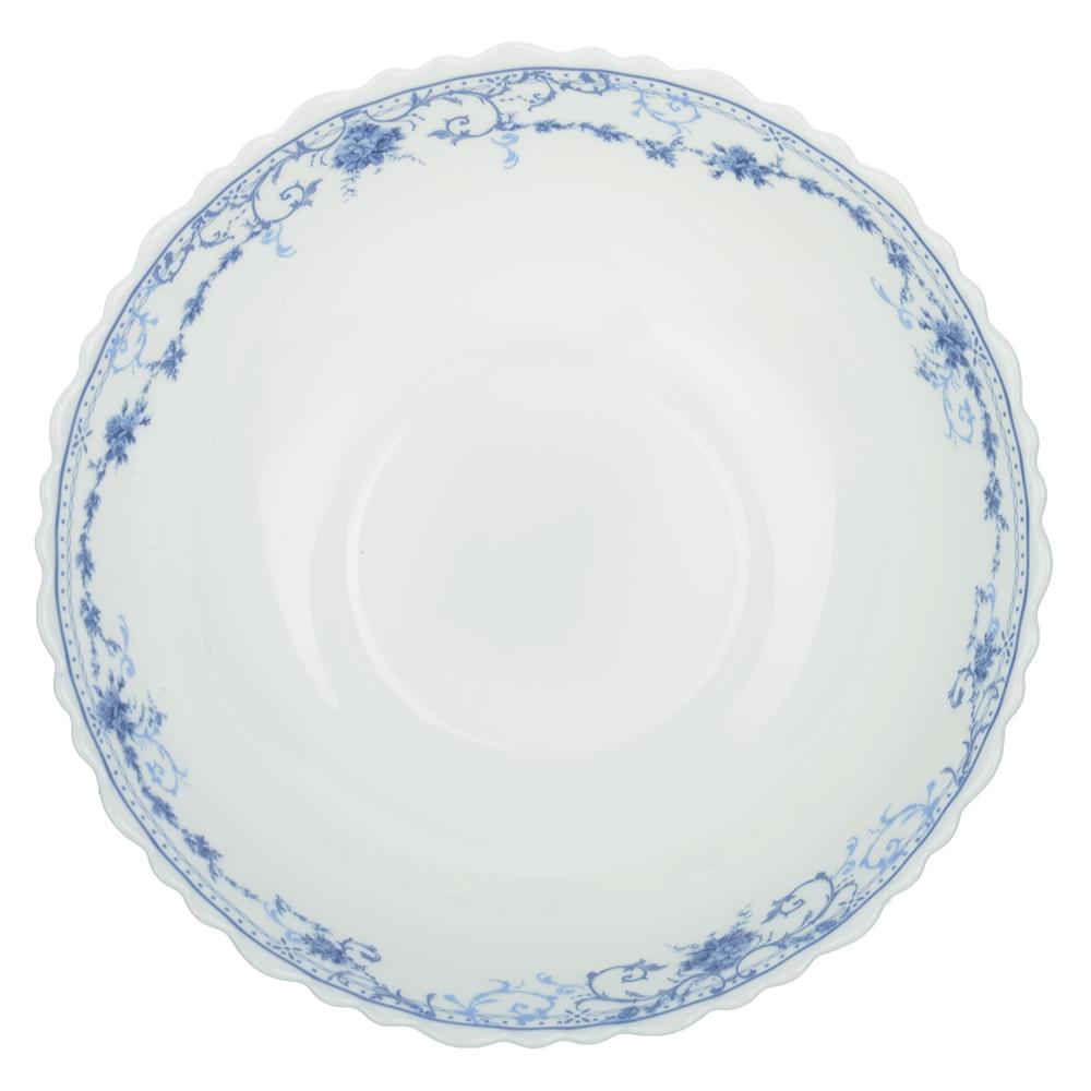"""Салатник d. 18 см, опаловое стекло, MILLIMI """"Ариадна"""" - 2"""