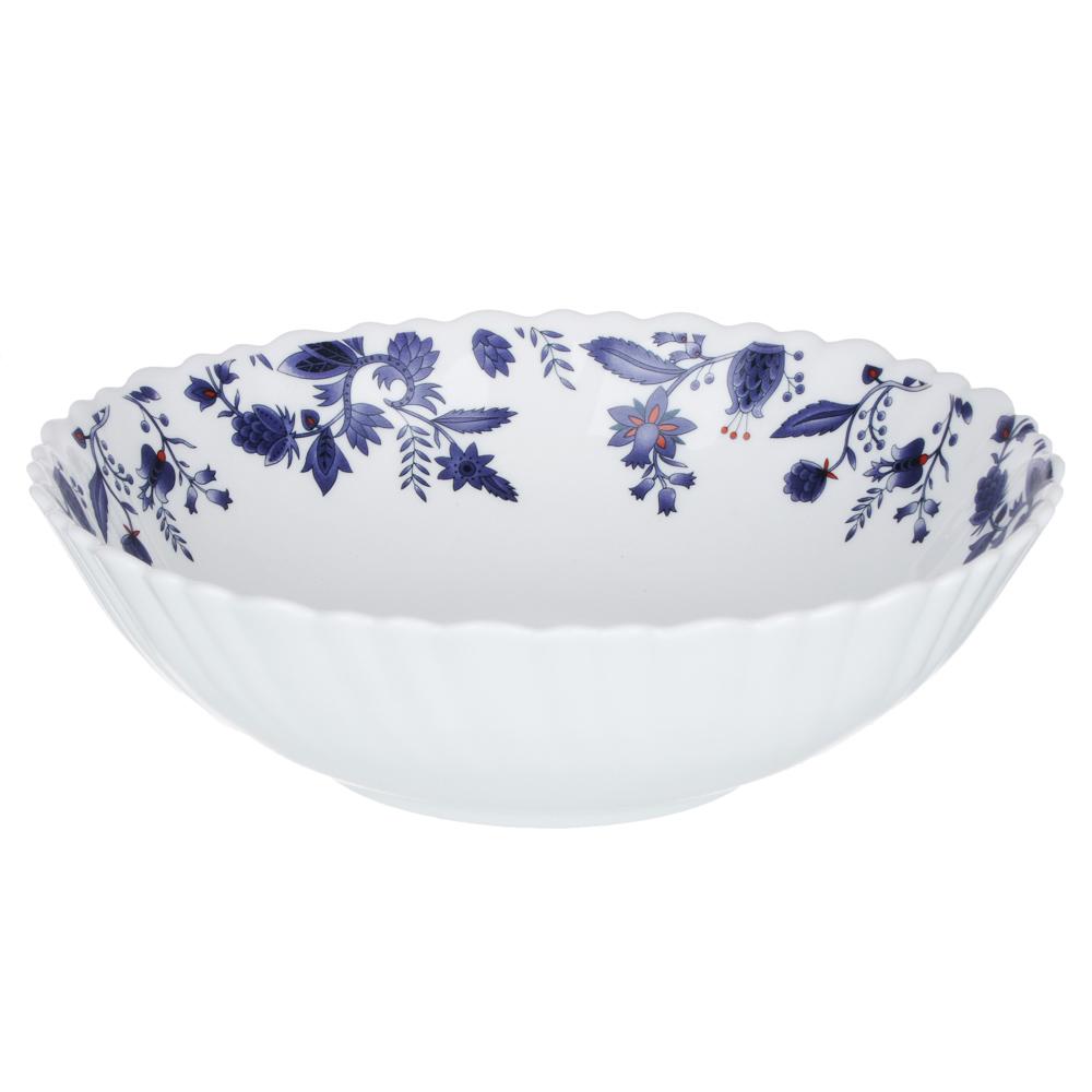"""Набор столовой посуды 19 предметов, опаловое стекло, MILLIMI """"Таис"""" - 2"""